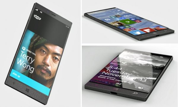 Microsoft Surface Phone получит процессор и ОС для ноутбуков
