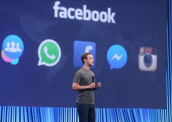 Компания Facebook позволила 40 млн человек пользоваться бесплатным интернетом