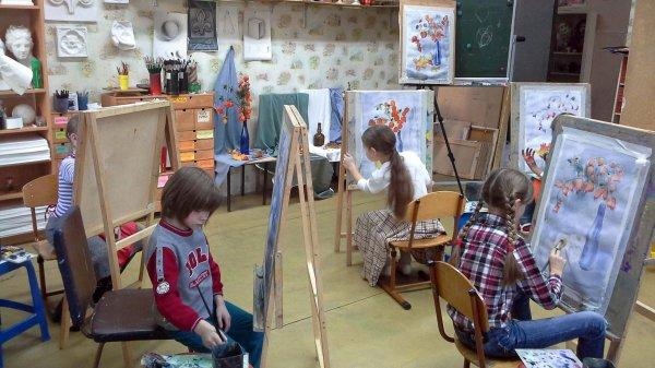 В подростковом возрасте человек наиболее предрасположен к творческому процессу