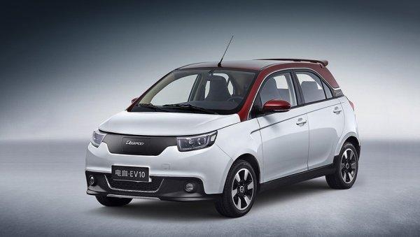 В Китае выпустили электромобиль EV 10