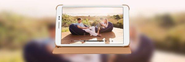 Huawei официально представила планшет MediaPad T2 8 Pro