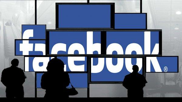 Facebook покажет рекламу по телевизору