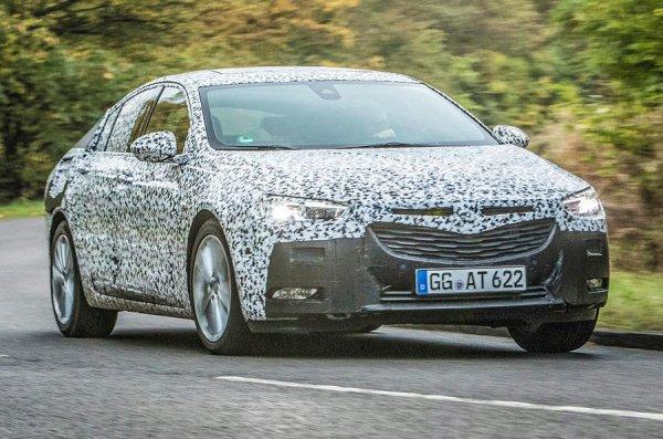 Vauxhall Insignia Grand Sport станет лучшим автомобилем бренда