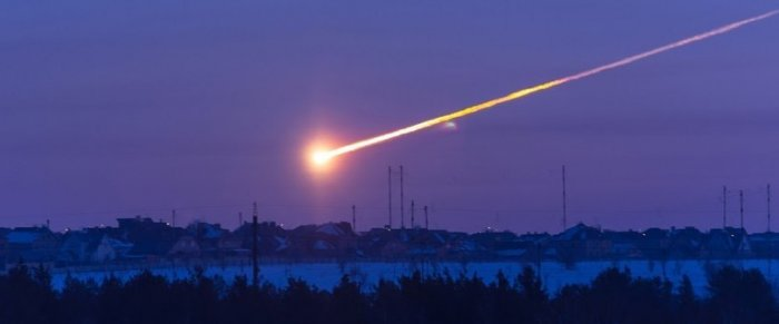 Финские ученые определили место падения метеорита на Байкале