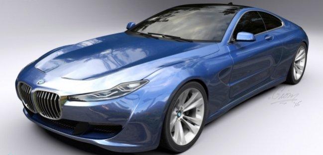 Первые фото нового BMW 6 Series появились в Сети