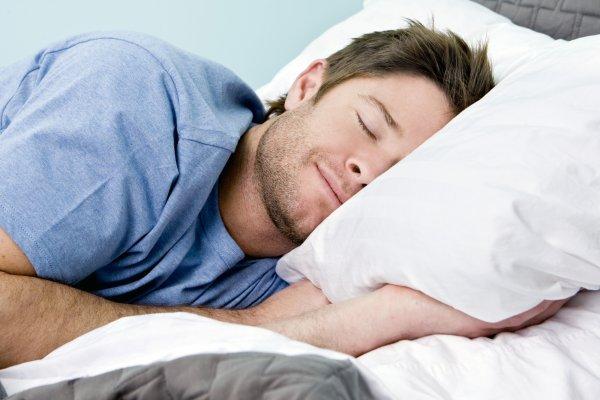 Во сне люди иначе воспринимают свое тело - ученые