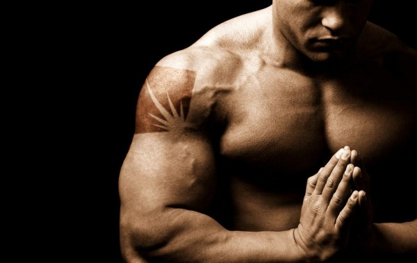 Ученые: Тестостерон делает мужчин великодушными