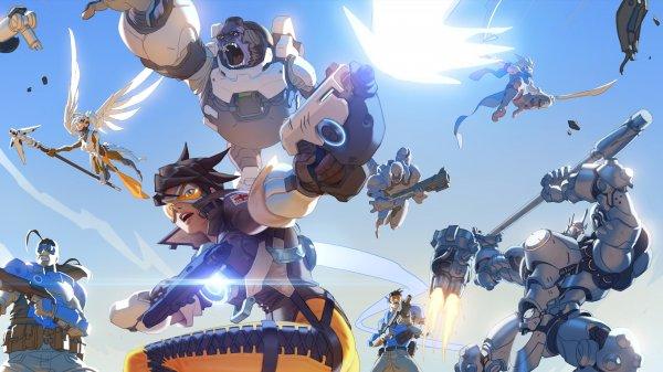 Blizzard: В Overwatch можно будет сыграть бесплатно
