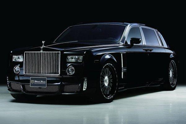 В России упали продажи Rolls-Royce
