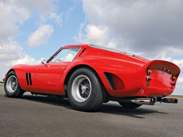 Самый дорогой автомобиль мира Ferrari 250 GTO выставлен на торги за $56 млн
