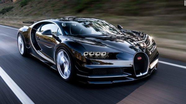 Bugatti 2016 model