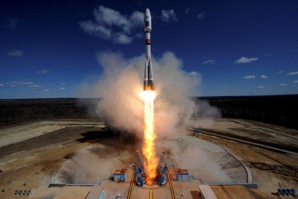 Сергей Рыжиков сфотографировал космодром Восточный с борта МКС