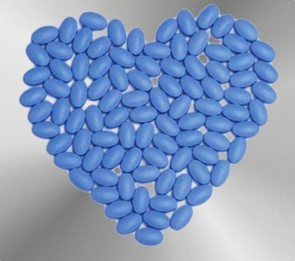 Регулярный прием виагры снижает риск сердечного приступа среди больных диабетом
