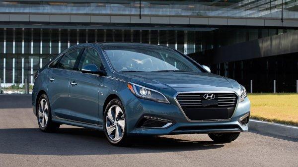 Hyundai представит новый спорткар Sonata на автосалоне Нью-Йорка