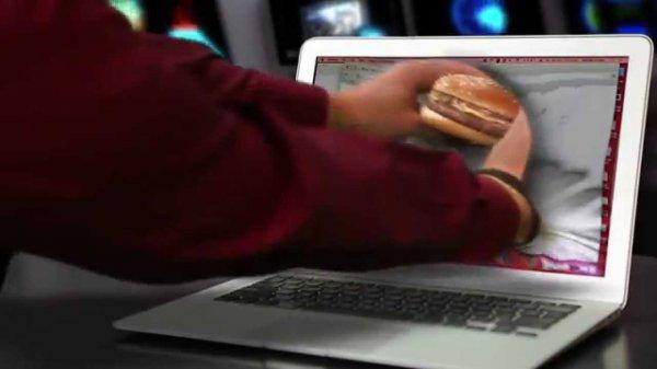 Ученые: Скоро вкус еды будет передаваться в виртуальной реальности