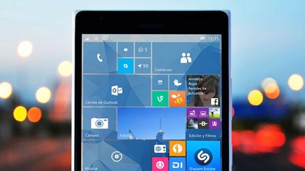 Windows 10 обеспечили поддержкой интерактивных почтовых уведомлений