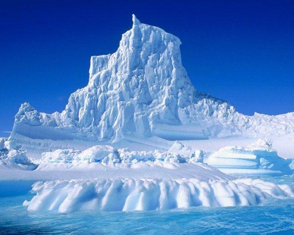 Ученые отправятся в Арктику в поисках самого древнего льда