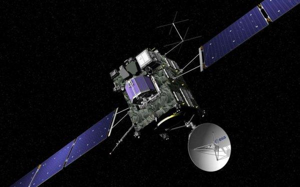 Космический зонд попытается собрать воду на спутнике Юпитера