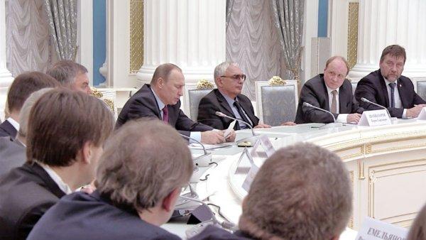 Владимир Путин возглавит Совет по культуре и искусству 2 декабря