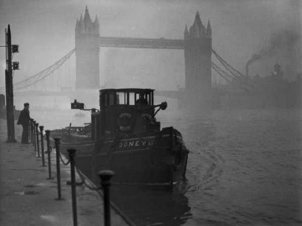 Ученые объяснили причину возникновения смертельного смога в Великобритании