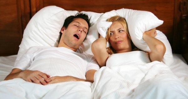 Учёные: Люди с апноэ сна могут столкнуться с осложненным раком легких