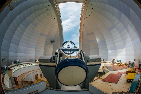 В Карачаево-Черкесии планируют построить уникальный телескоп