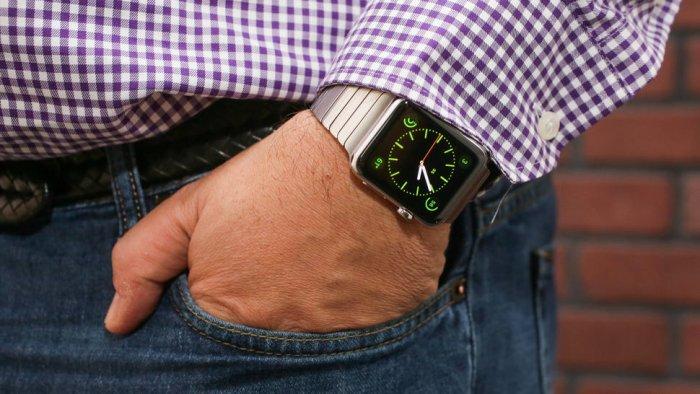 Приложение PROMT активизировано в Apple Watch