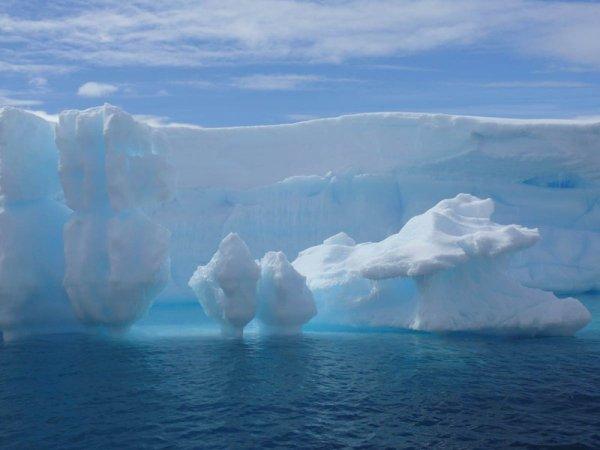 На Северном полюсе меняется климат