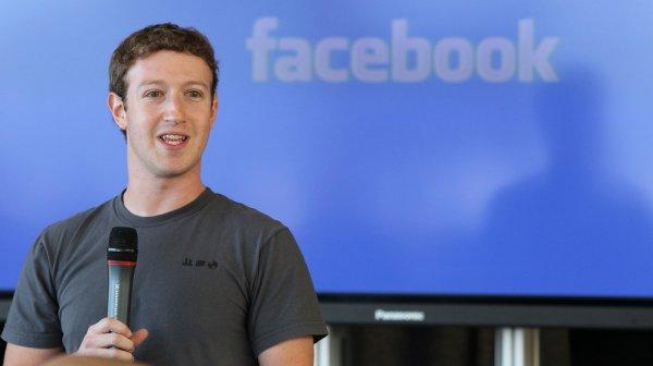 Марк Цукерберг призвал лидеров государств содействовать распространению интернета