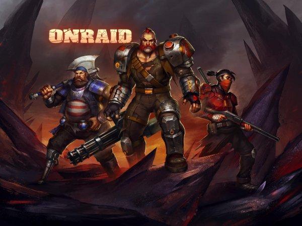 Фанаты Onraid дождались обновления игры