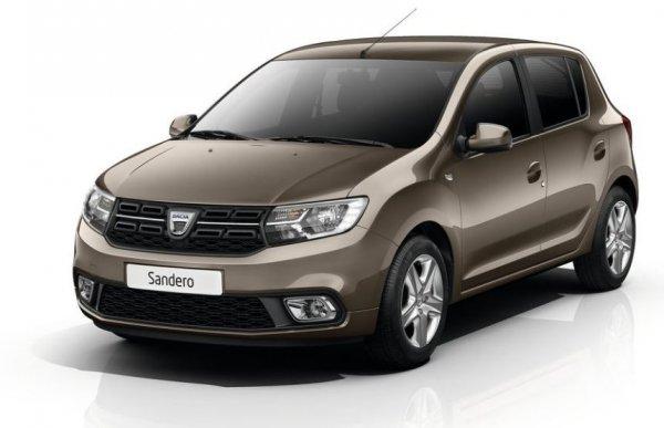 Во Франции заметно увеличились продажи Dacia Sandero