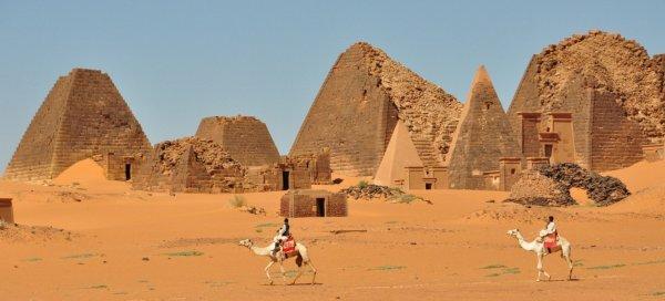Ученые: В Судане пирамид больше, чем в Египте