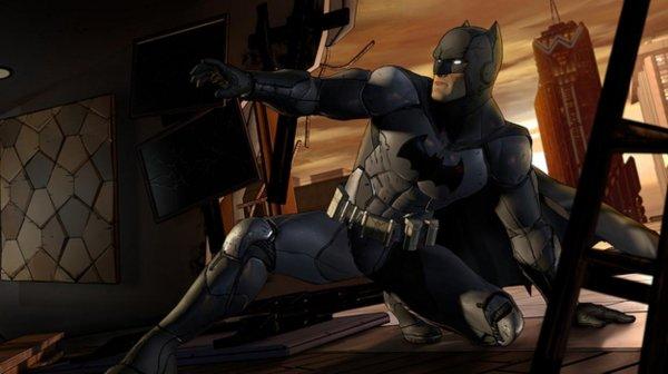 Первая часть игры Batman: The Telltale Series раздается бесплатно
