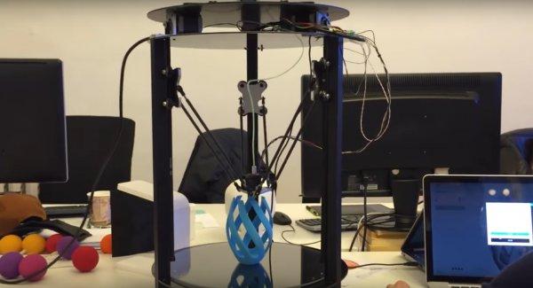 Украинец создал приложение для 3D-принтера