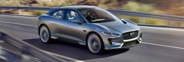 В Великобритании стартует производство электрокаров Jaguar и Land Rover