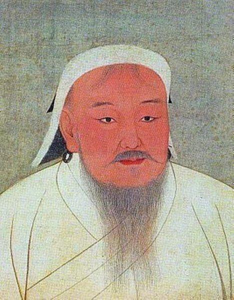 Предки Чингисхана могли быть европейцами