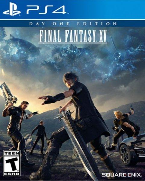 Пользователи игры Final Fantasy выявили проблемы на Play Station4 Pro