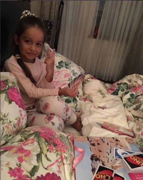 Ксения Бородина рассказала о болезни своей дочери