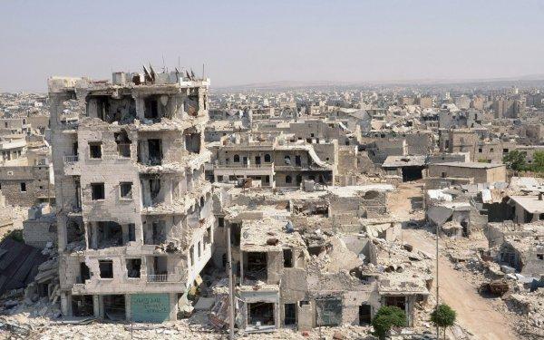 Контролируемый террористами район Алеппо покинули 903 мирных жителя