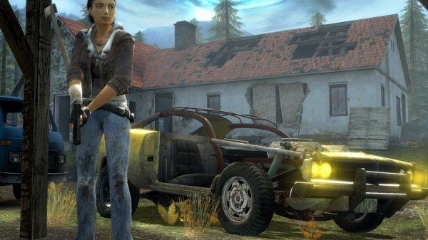 В Steam пользователи голосуют за сиквел Half-Life 2: Episode Two