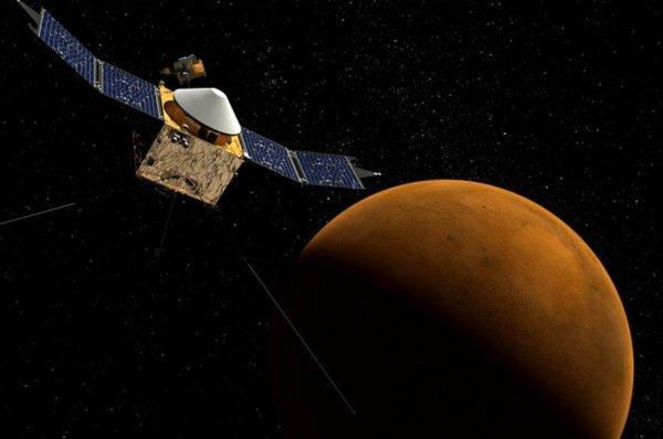 Впервые в истории США и ОАЭ отправят к Марсу совместный зонд