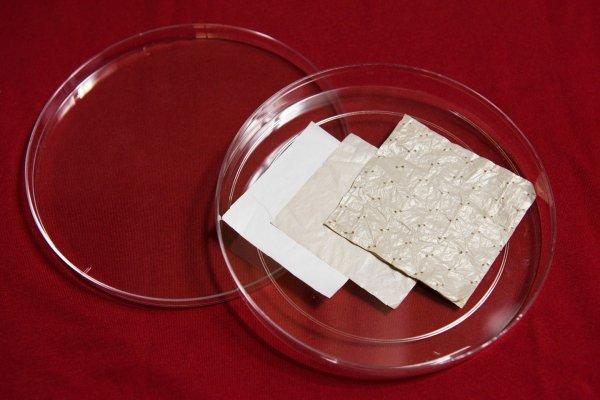 Ученые изобрели ткань, которая охлаждает тело в жару