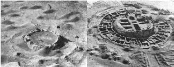 Уфологи: На Марсе есть древние города-крепости