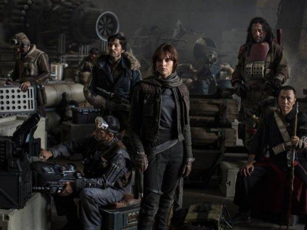 «Изгой-один: Звездные войны. Истории» побил рекорд по продажам билетов до выхода на экран