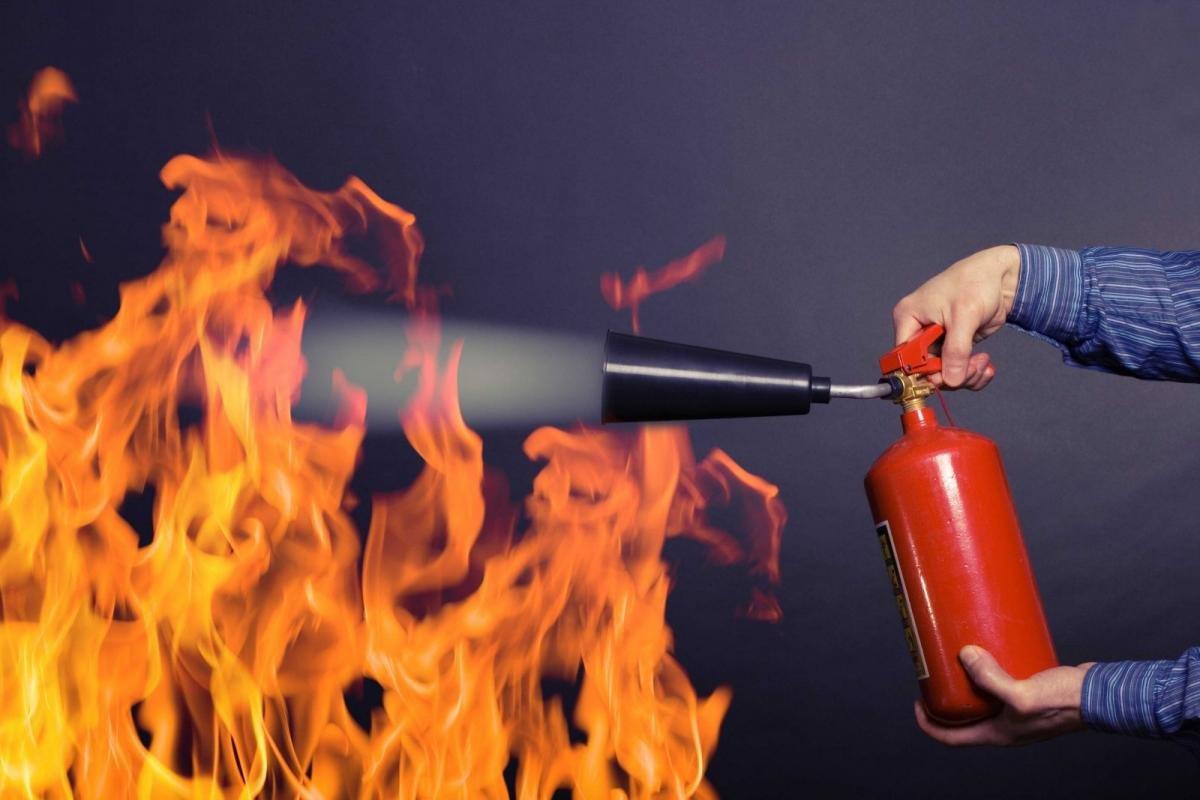 полной халатность пожарного при тушении нетерпении