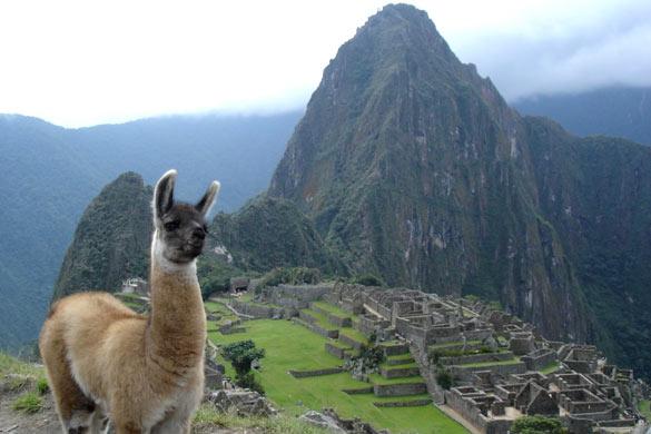 Перу и тайна – вечный сплав