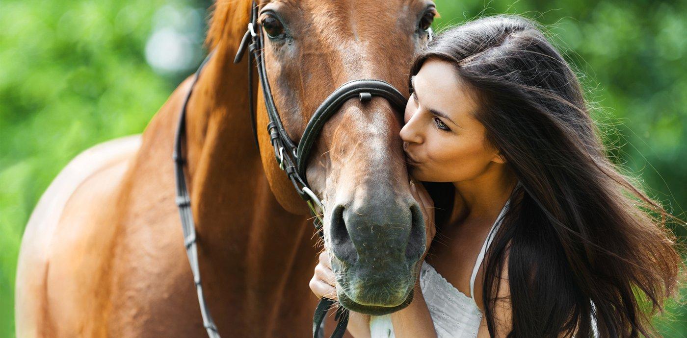 фото людей с конями конце прошлого столетия