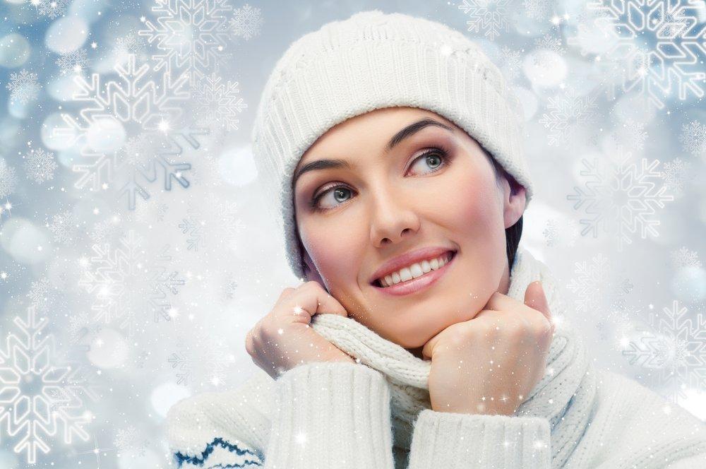 Уход за губами в зимнее время года