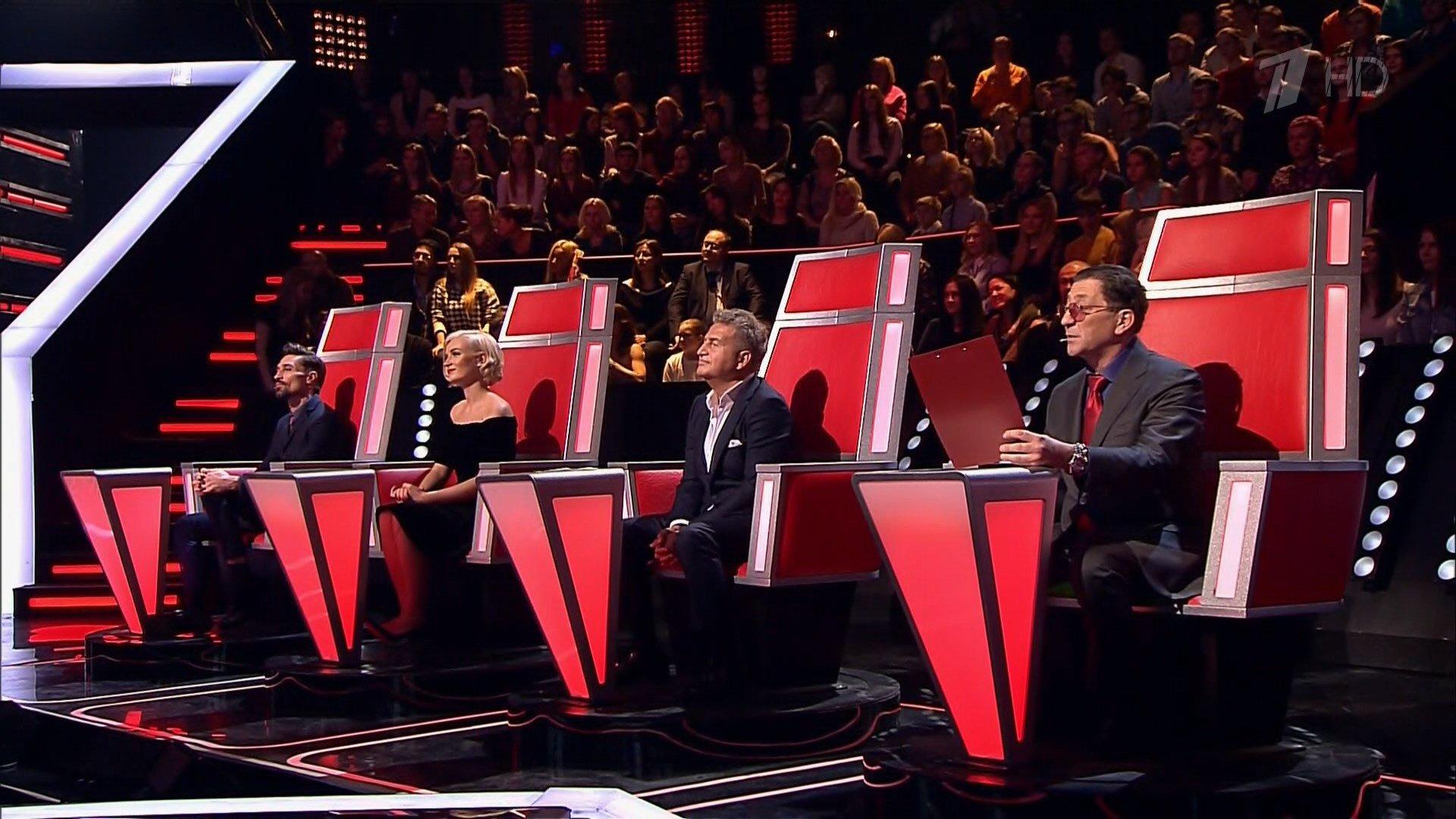 Участники конкурса голос 1 сезон
