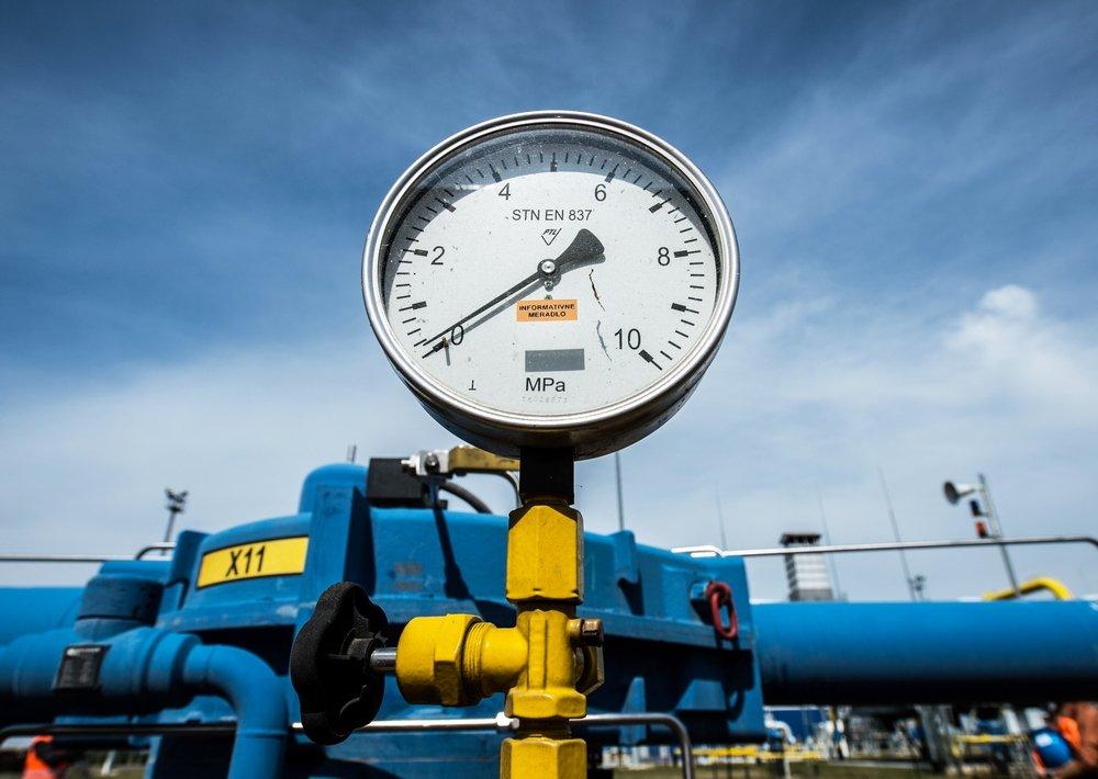 Газпром начал активно наращивать добычу газа